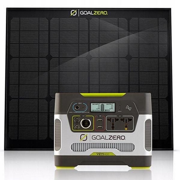 Výkon generátora banka Yeti 400 Cieľom nula fv 23% GW