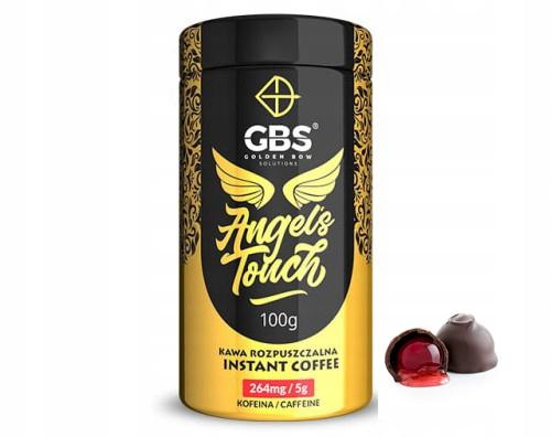 Купить Кофе GBS angel'S Растворимый шоколад вишня на Otpravka - цены и фото - доставка из Польши и стран Европы в Украину.