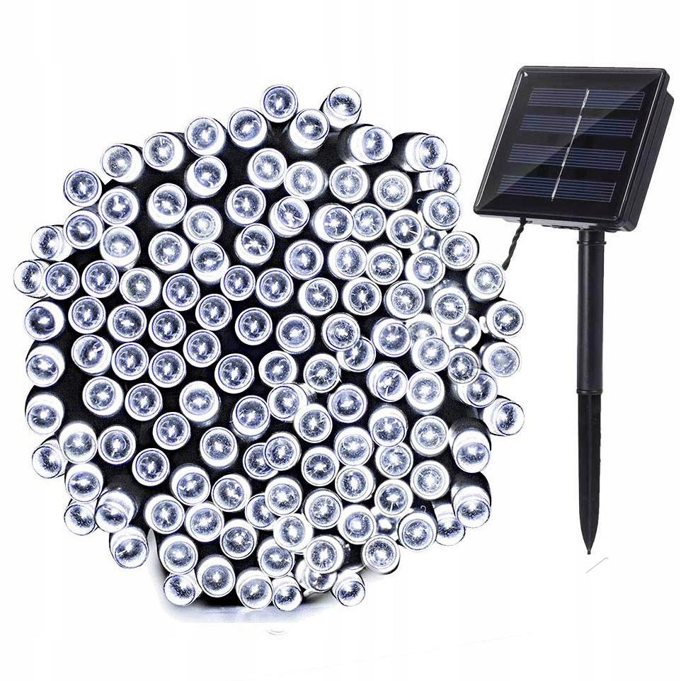 200 Светодиодные Лампы На Солнечных Батареях Садовые Внешняя Вспышка