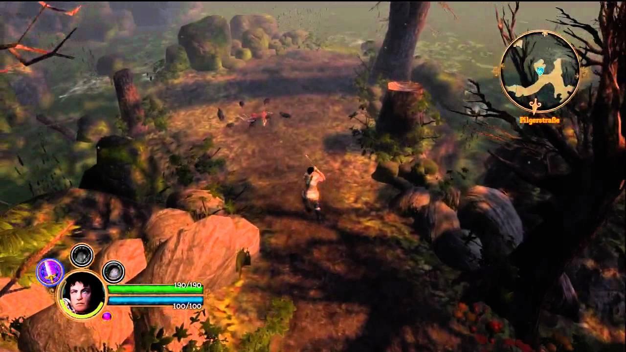 Купить Dungeon Siege III 3 Игра Xbox 360 Ролевая игра Новая фольга на Otpravka - цены и фото - доставка из Польши и стран Европы в Украину.