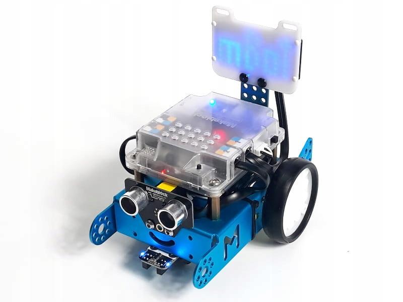 Makeblock mBot-S Explorer Kit - vzdelávací robot