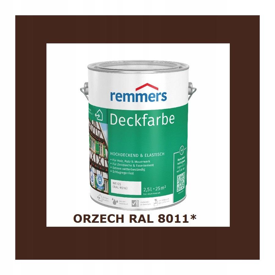REMMERS DECKFARBE 2.5 l ORECH