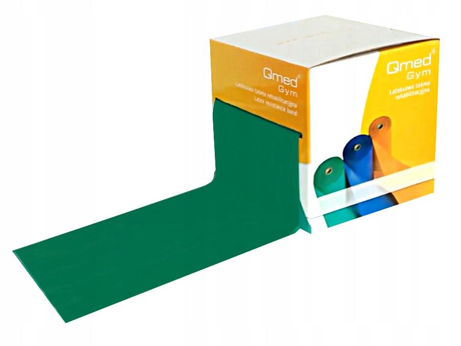 Rehabilitačná páska Guma pre 2,5M cvičenie