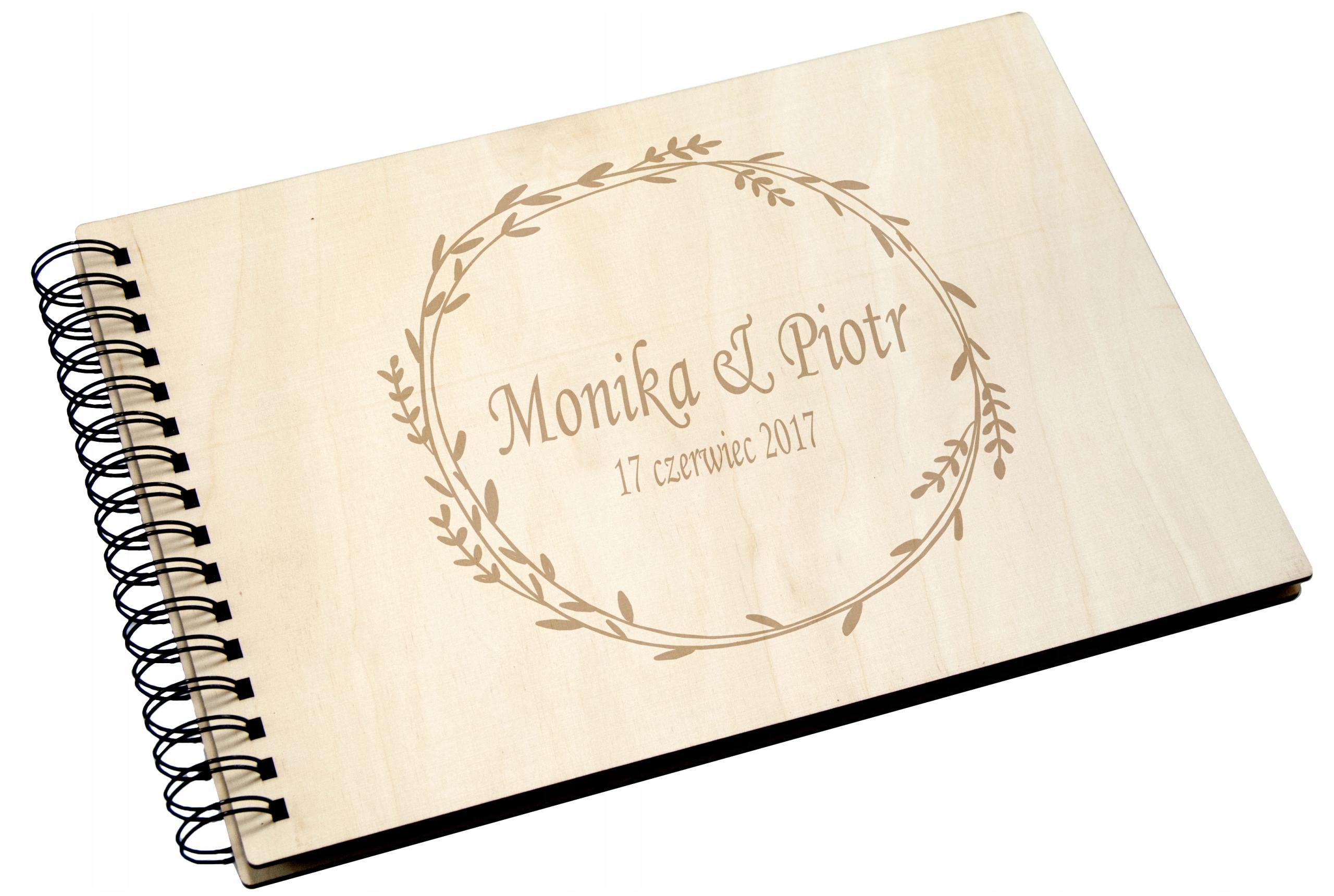 Item Wedding ALBUM wood Carver wedding gift levels