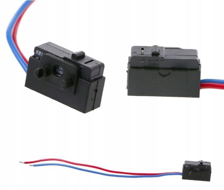 выключатель контактор switch замка двери vw passat b5