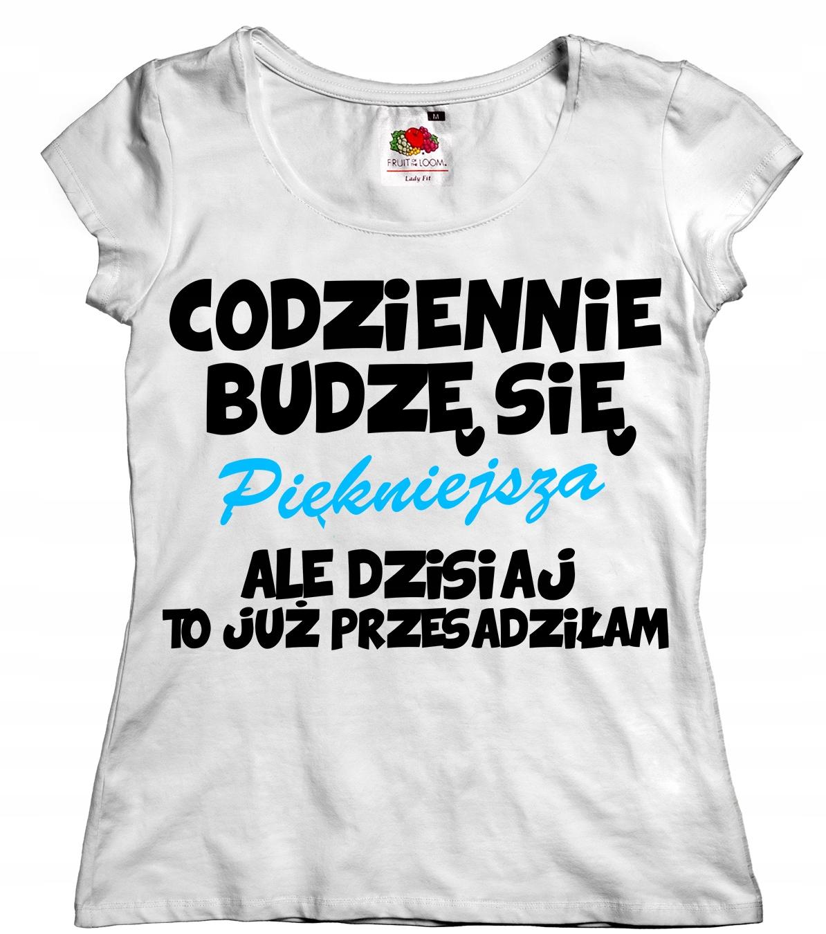 Koszulka Dla Dziewczyny Zony Prezent Na Walentynki 7437168907 Allegro Pl