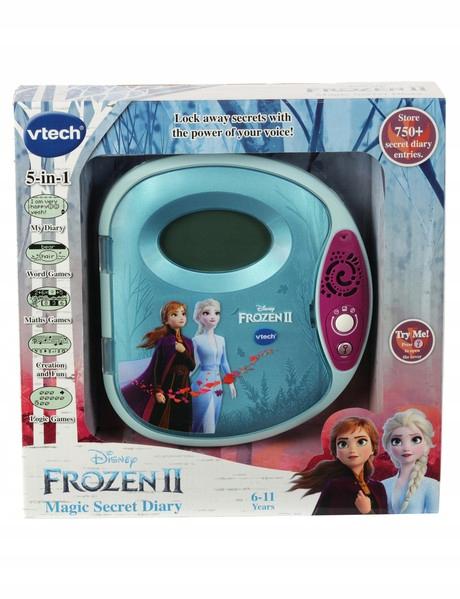 Diár VTech Frozen II Magic NEMCKY !!!