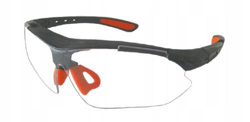 Okulary Ochronne Robocze Przeciwodpryskowe RESISTE