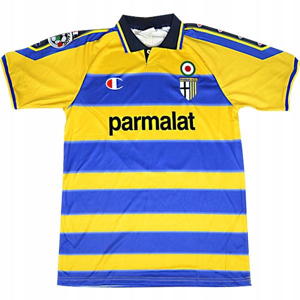 T-shirt PARMA F. C. - Sezóna 1999/2000 - RETRO-rok. M