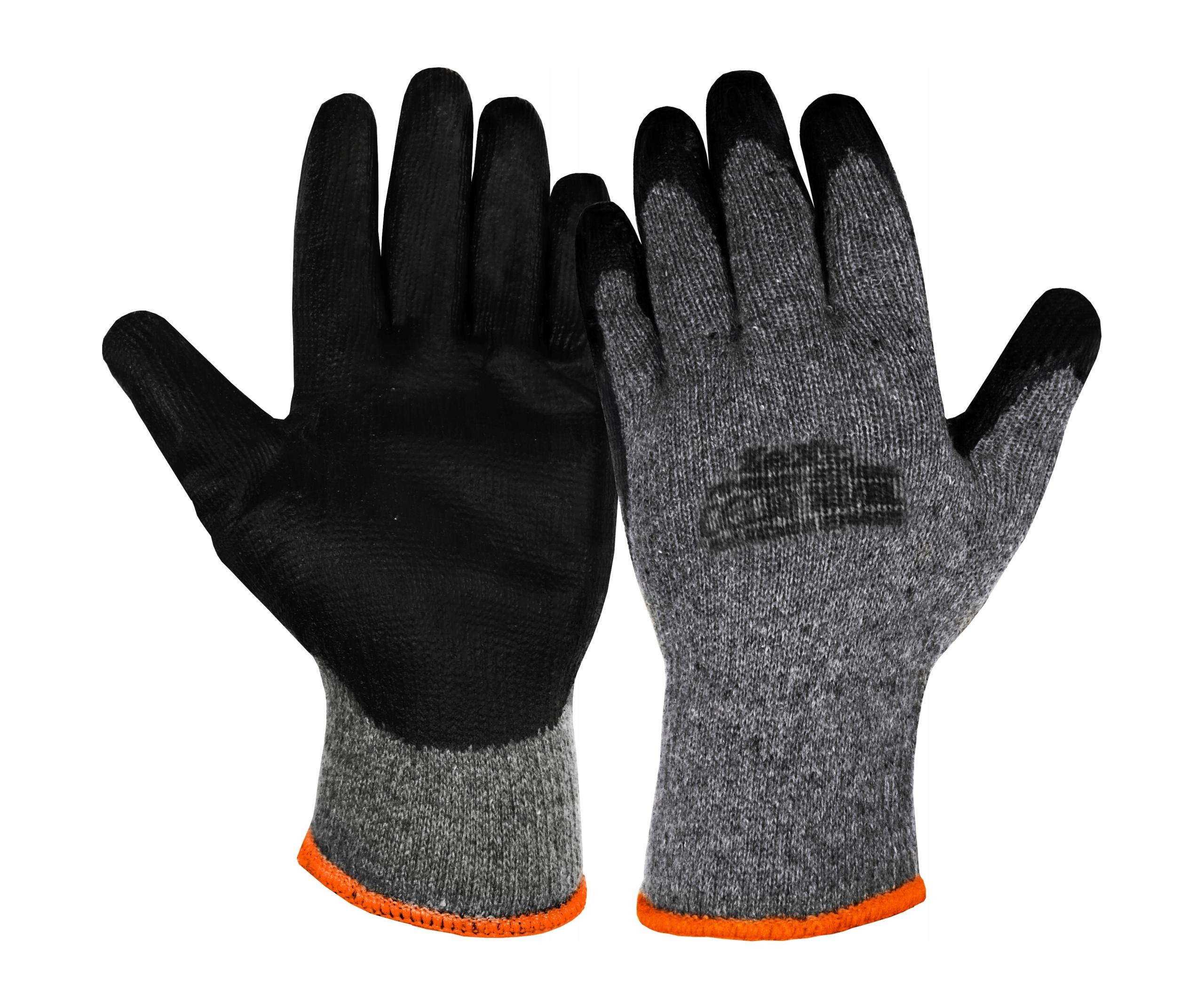 Перчатки перчатки рабочие защитные 10 (XL) 12PAR