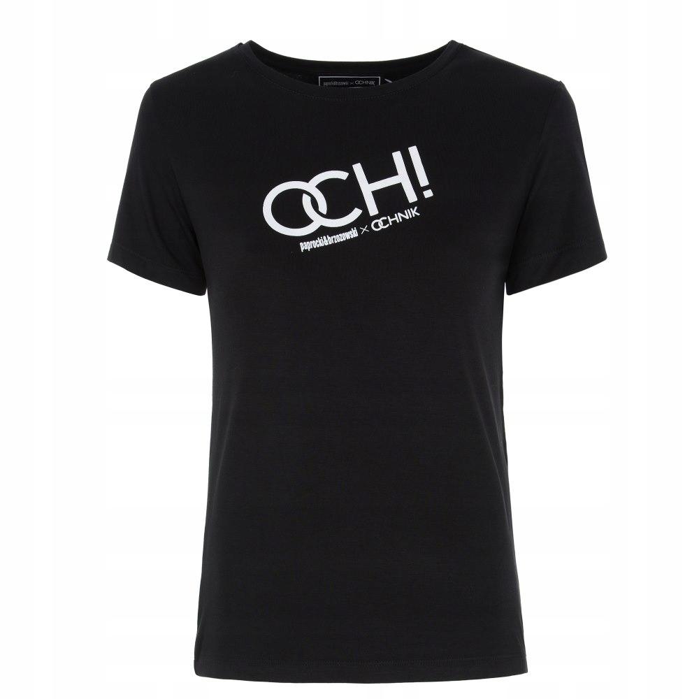 Ochnik T-shirt damski TSHDT-0044-99(Z19) r. Xs