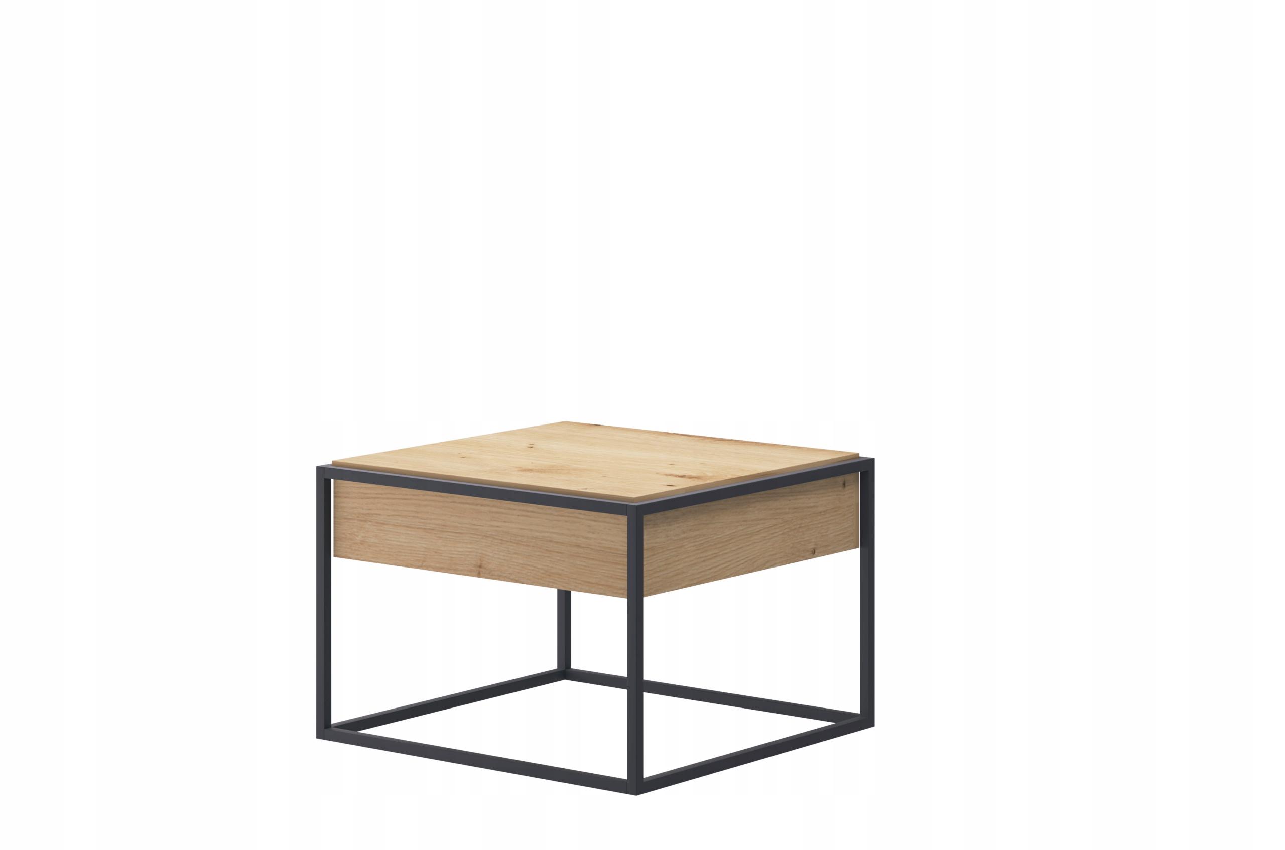 Konferenčný STOLÍK konferenčný stolík priemyselné ROČNÍKA, 60 cm - systém