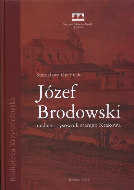 Юзеф Бродовский: художник и рисовальщик старого Кракова.