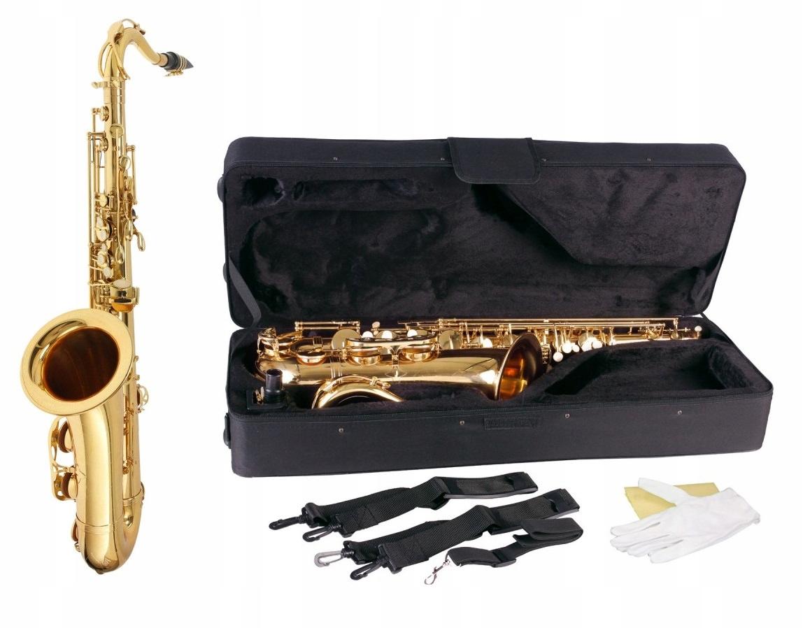 Купить Профессиональный саксофон тенор MTUNES T1100G КОМПЛЕКТ! на Otpravka - цены и фото - доставка из Польши и стран Европы в Украину.