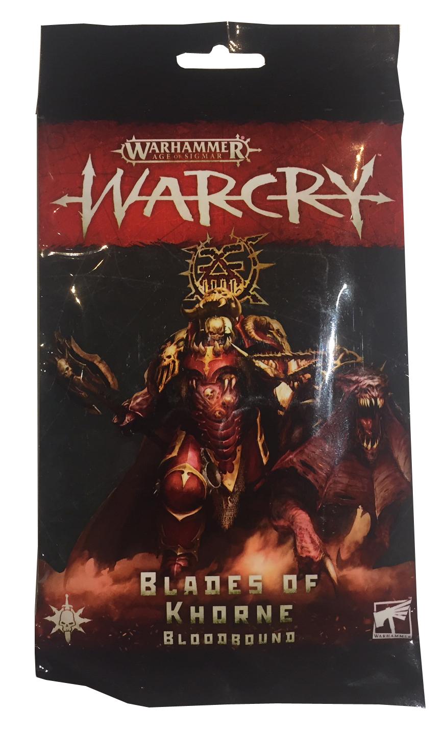 Warcry: Blades of Chorne Cards Pack Predobjednať nový