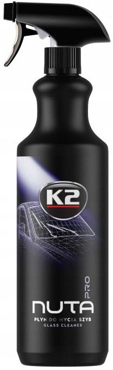 K2 НОТА PRO - ЖИДКОСТЬ ДЛЯ МЫТЬЯ СТЕКОЛ GLASS CLEANER, 1Л