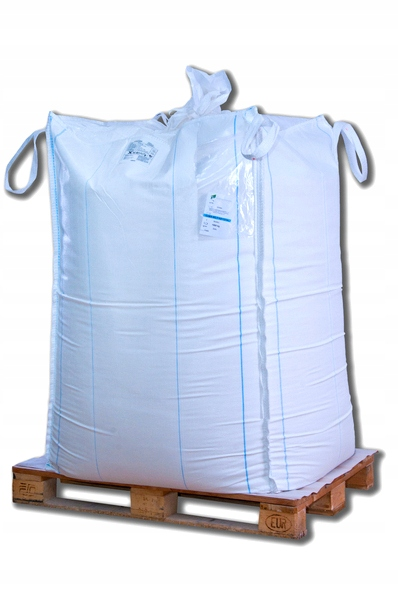 Posypovej soli s pomocou tzv. peletizáciou 1000 kg snehu, ľadu