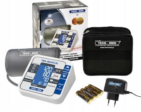 Tech-Med TMA 3 Základné B + Napájanie