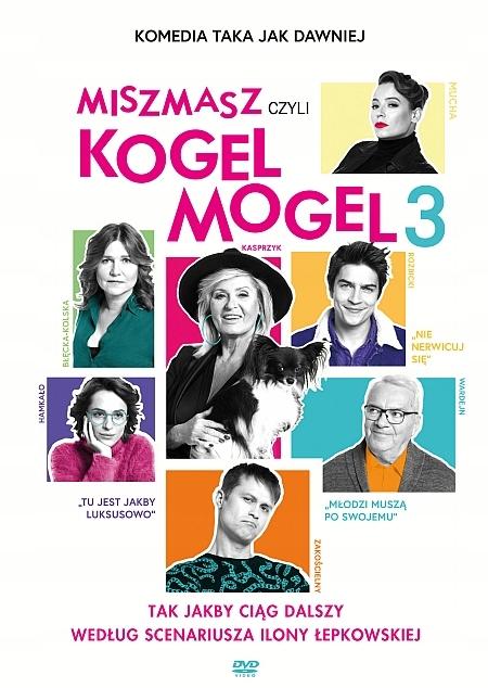 Item MISHMASH I.e., KOGEL MOGEL 3 - new DVD in foil