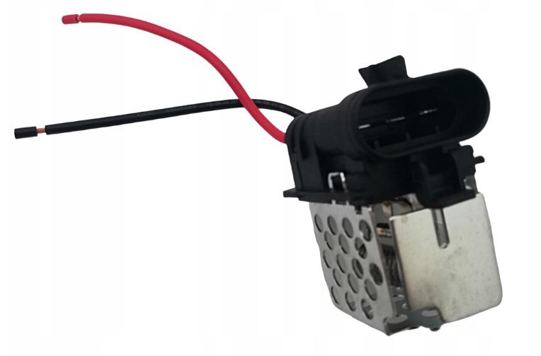 резистор резистор вентилятора радиаторов opel astra h