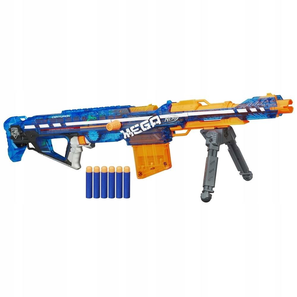 Nerf N-Strike Elite Mega Centurion Sonic Ice B0578