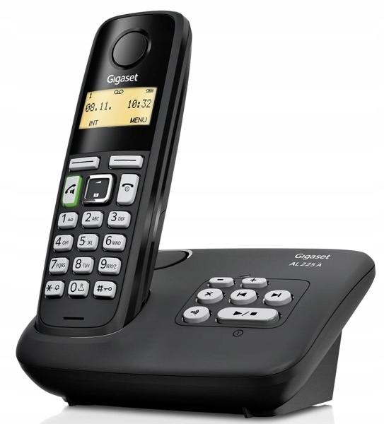 Беспроводной телефон GIGASET AL225 SIEMENS ВОЗМОЖНОСТЬ доставка товаров из Польши и Allegro на русском