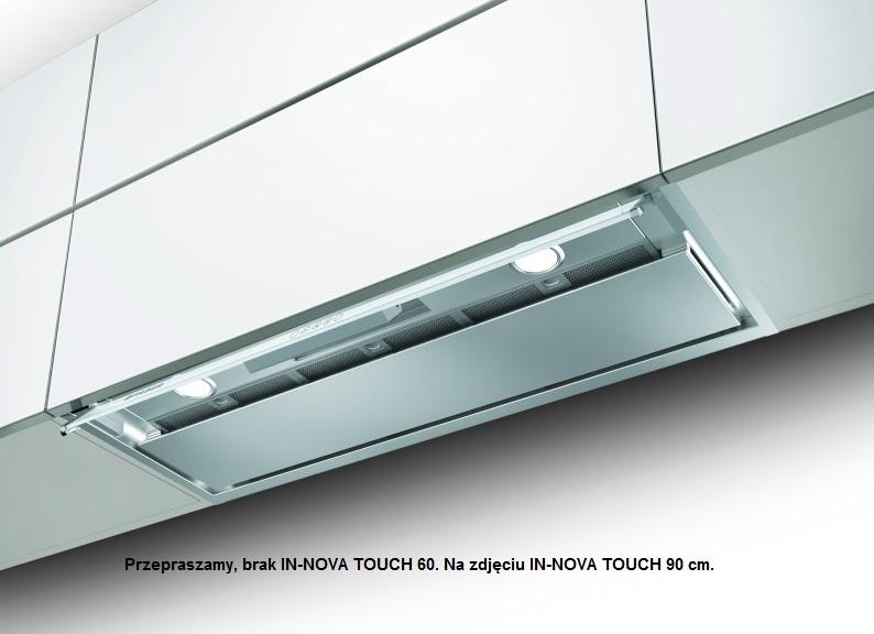 Okap szafkowy Faber IN-NOVA TOUCH X 90