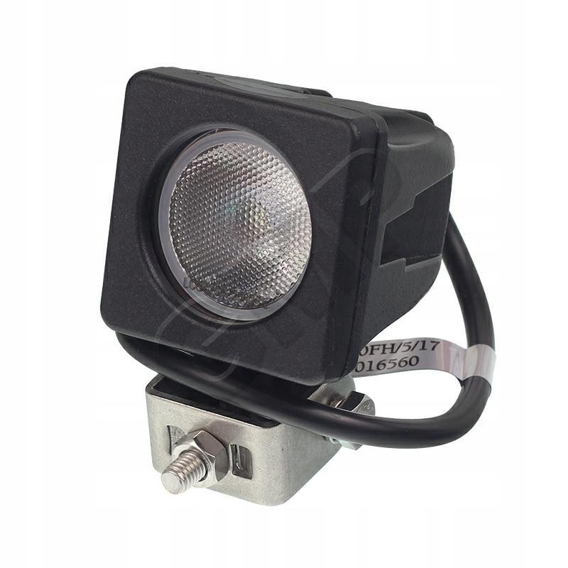 Купить Светодиодная рабочая лампа 1 LED 10W 12-24V Галоген Прожектор на Otpravka - цены и фото - доставка из Польши и стран Европы в Украину.