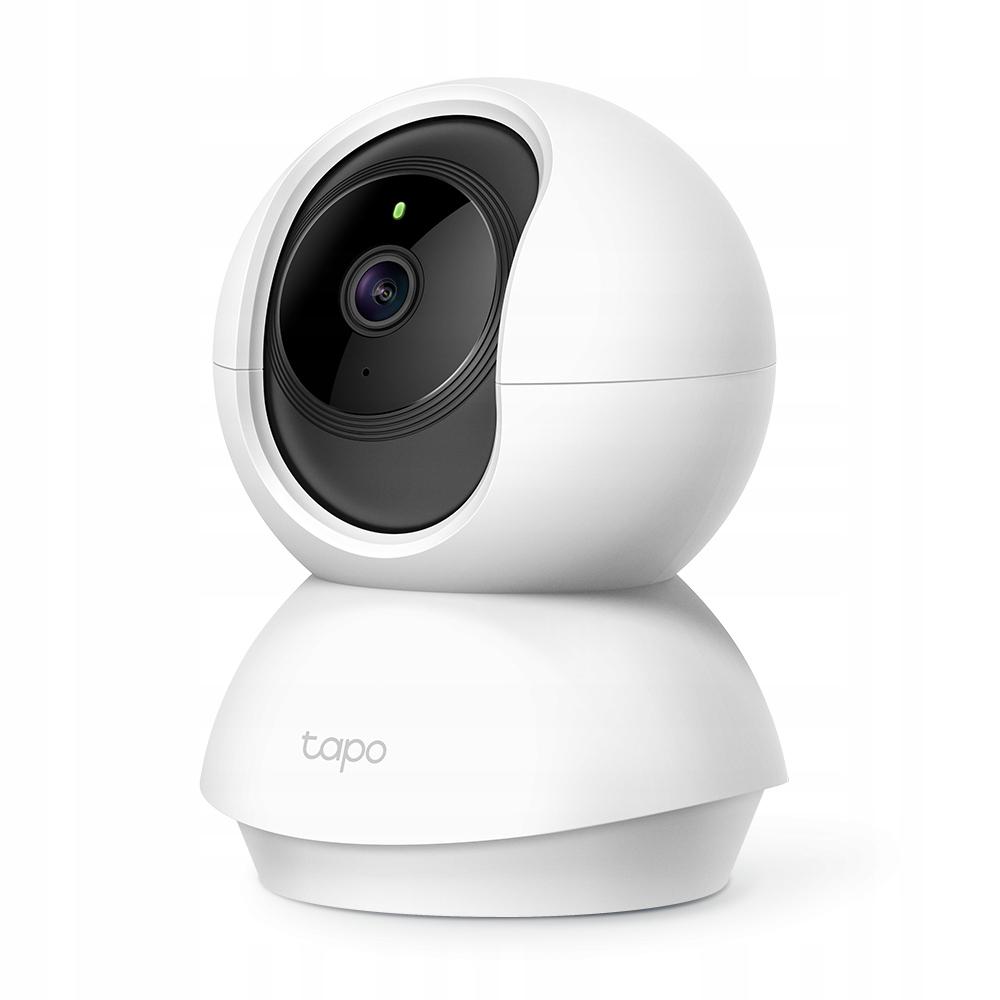 Kamera Ip Tp-Link Tapo C200 360° 1080P Led Biały