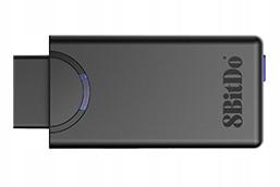 Prepínač 8bitdo prijímača Pad XBO PS4 na SEGA MD16bit