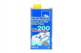 ATE ТИП 200 тормозная жидкость DOT4 1L