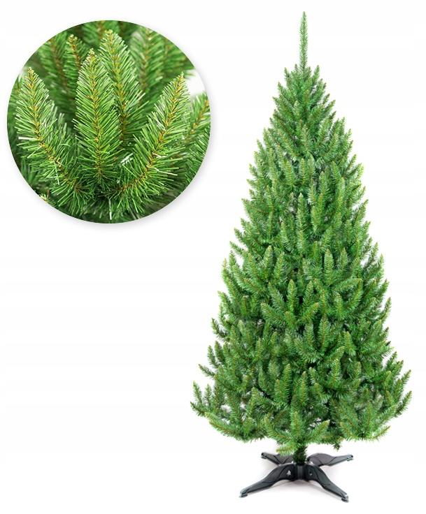 Umelé vianočné stromčeky Smrek Príroda 250 cm vianočný stromček!