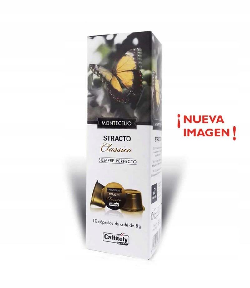 Kávové kapsule Caffitaly Stracto Classico