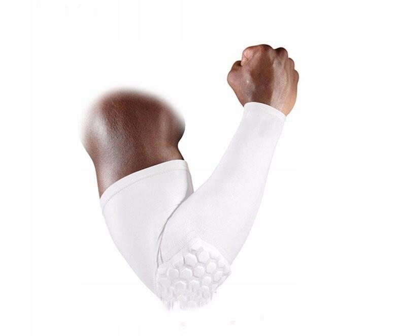 Защита ?? локтя (рукав) белый M L XL 2XL !!!