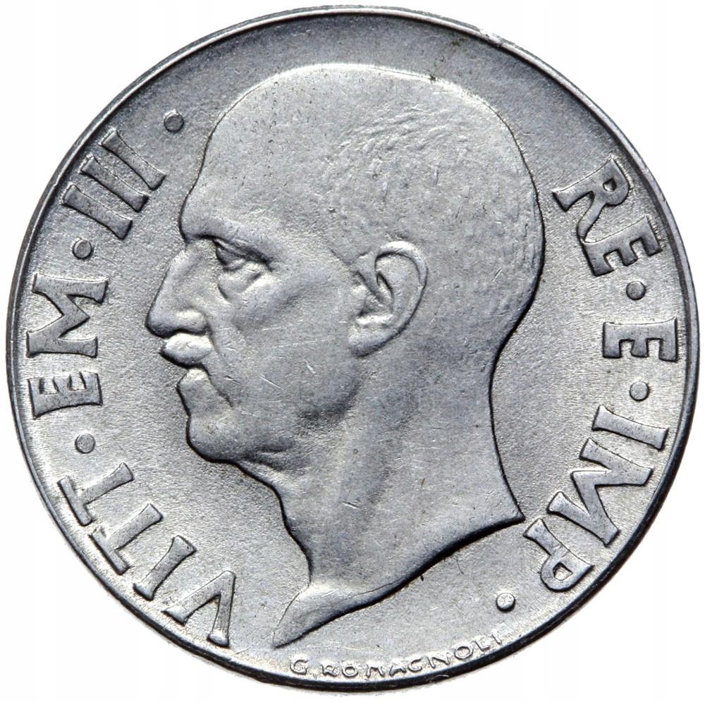 Taliansko - Wiktor Emanuel III - 20 CENTESIMI 1941