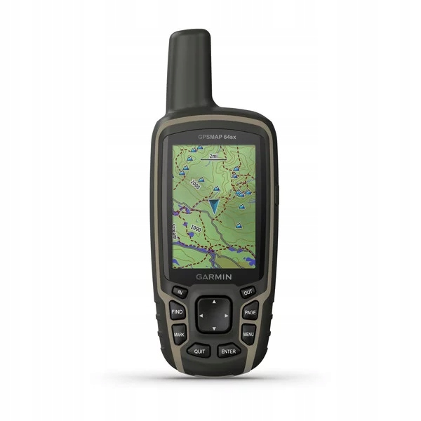 GARMIN GPS GPSMAP 64sx 64 sx TOPO Kompas