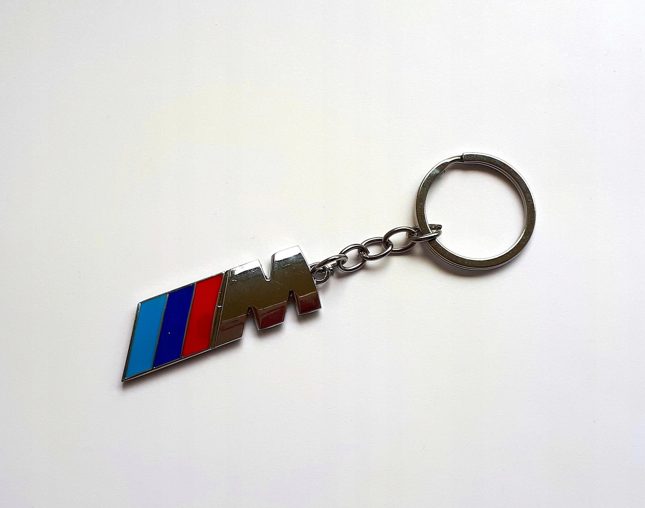 Brelok do kluczy BMW Mpower metal