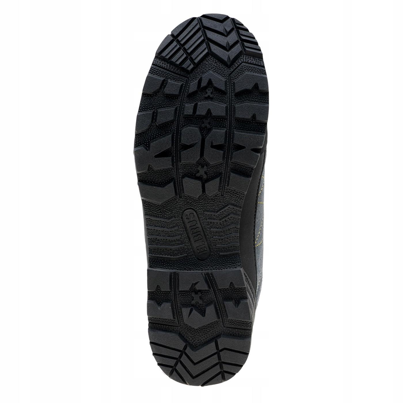 Męskie buty trekkingowe TILBUR 4665 STEEL GREY ELBRUS