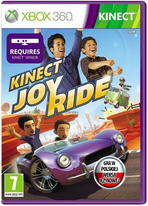 Item Kinect JOY RIDE JoyRide Polish version of the NEW FILM