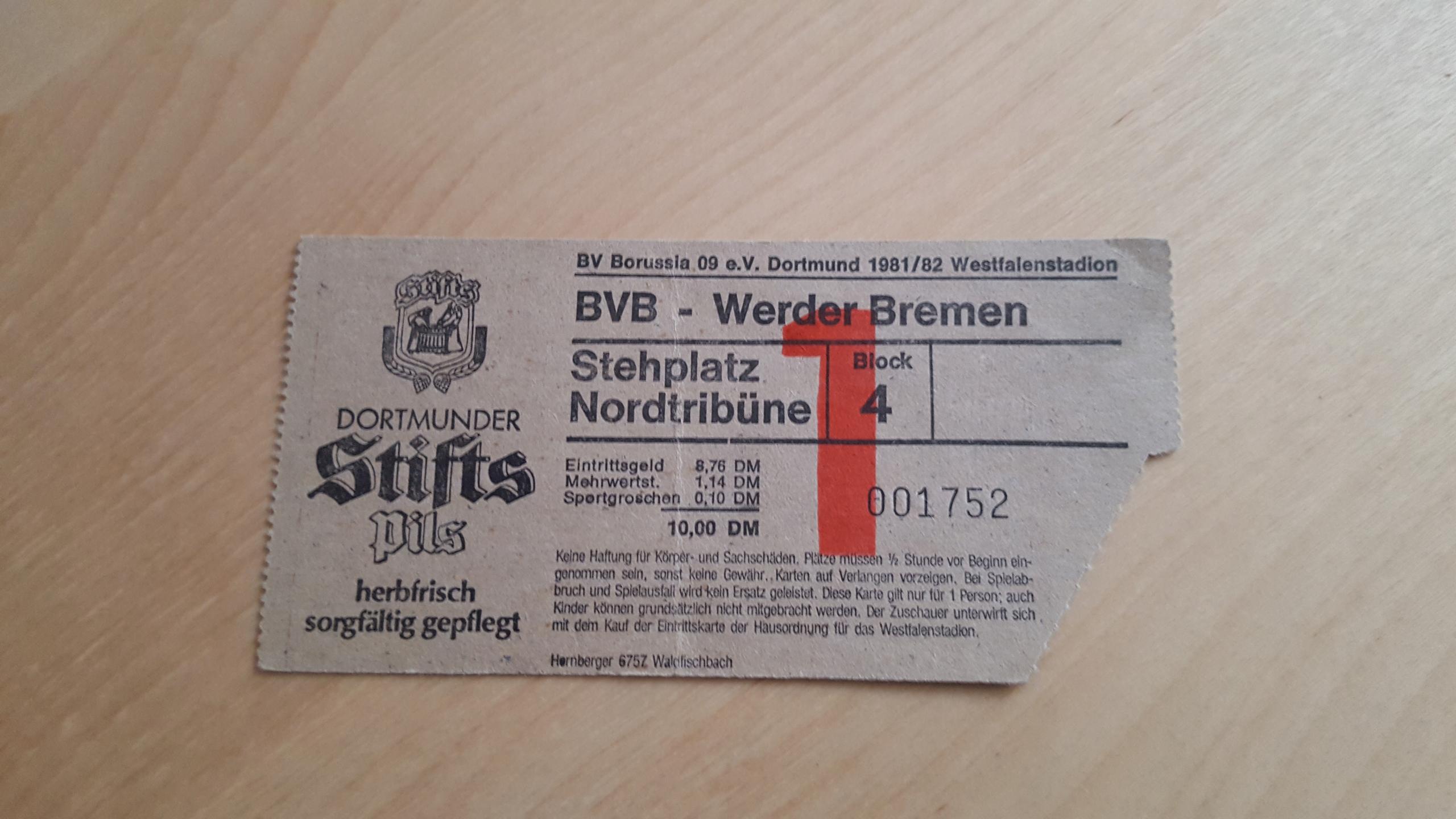 Купить БОРУССИЯ DORTMUNDWERDER BREMA 198182 на Eurozakup - цены и фото - доставка из Польши и стран Европы в Украину.