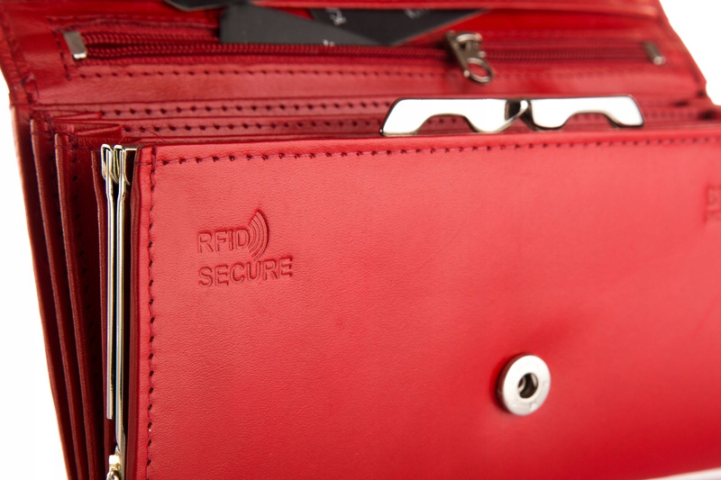 Купить BETLEWSKI кошелек женский кожаный bigiel большой RFID на Otpravka - цены и фото - доставка из Польши и стран Европы в Украину.