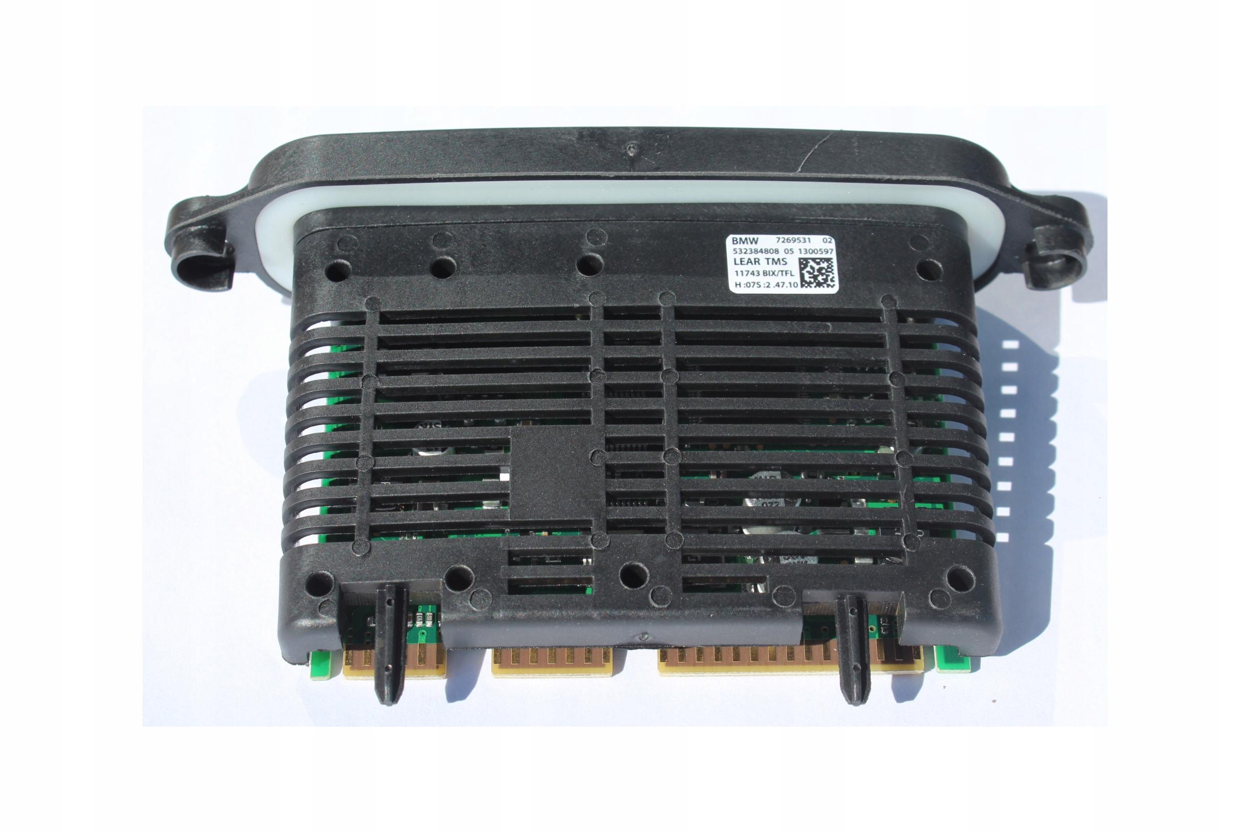 драйвер модуль лампы bmw 5 f10 f11 7269531