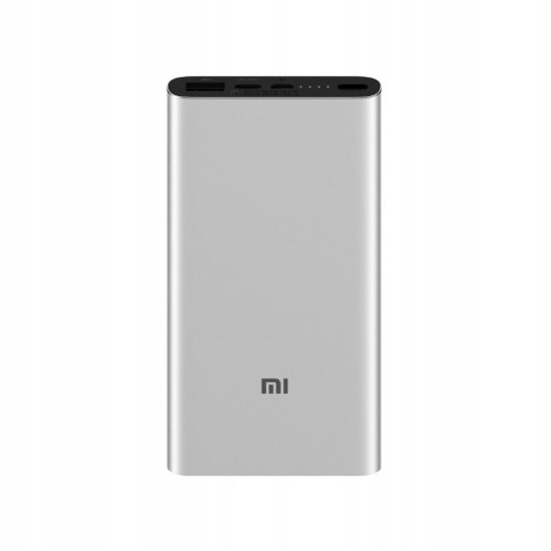 Купить Xiaomi Mi3 Power-Bank 10000mAh PLM12ZM USB-C Gen3 на Otpravka - цены и фото - доставка из Польши и стран Европы в Украину.