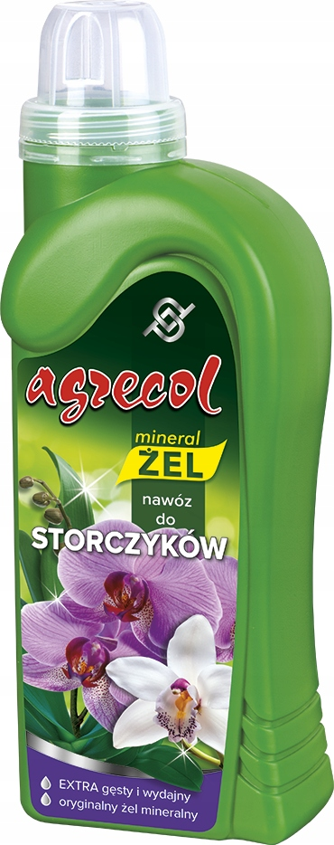 Agrecol Zel Nawoz Do Storczykow Orchidei 0 5 L 7677113962 Allegro Pl