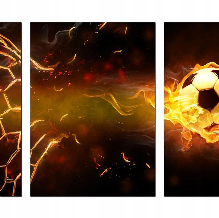 3 x OBRÁZOK PREMIUM Futbal, Telstar Jabulani Umenie
