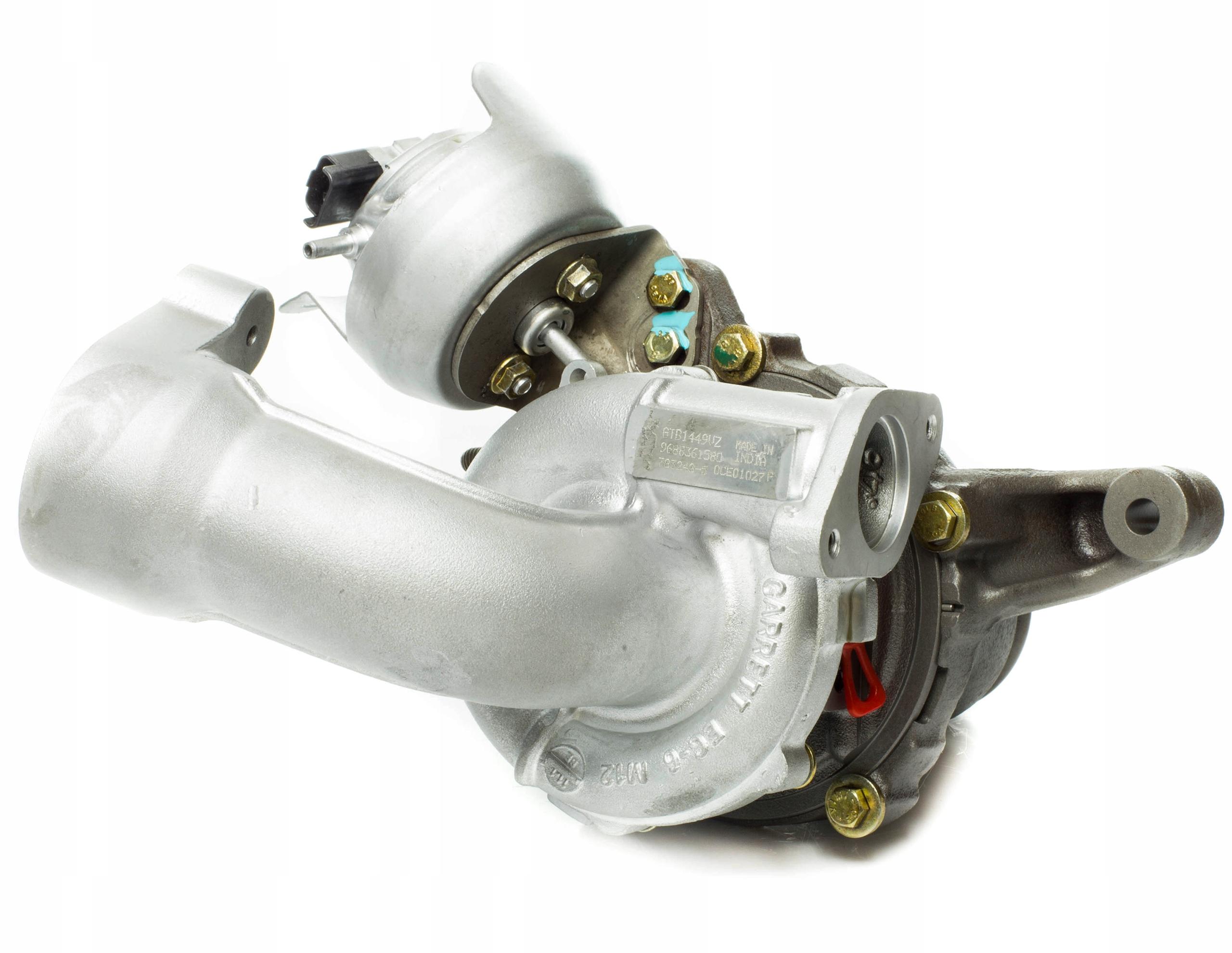 Турбина Citroen C4 Grand Picasso 2.0 HDi 163
