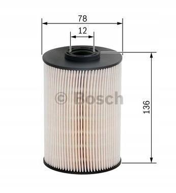 фильтр топлива vw audi seat skoda19 20 tdi pe9733