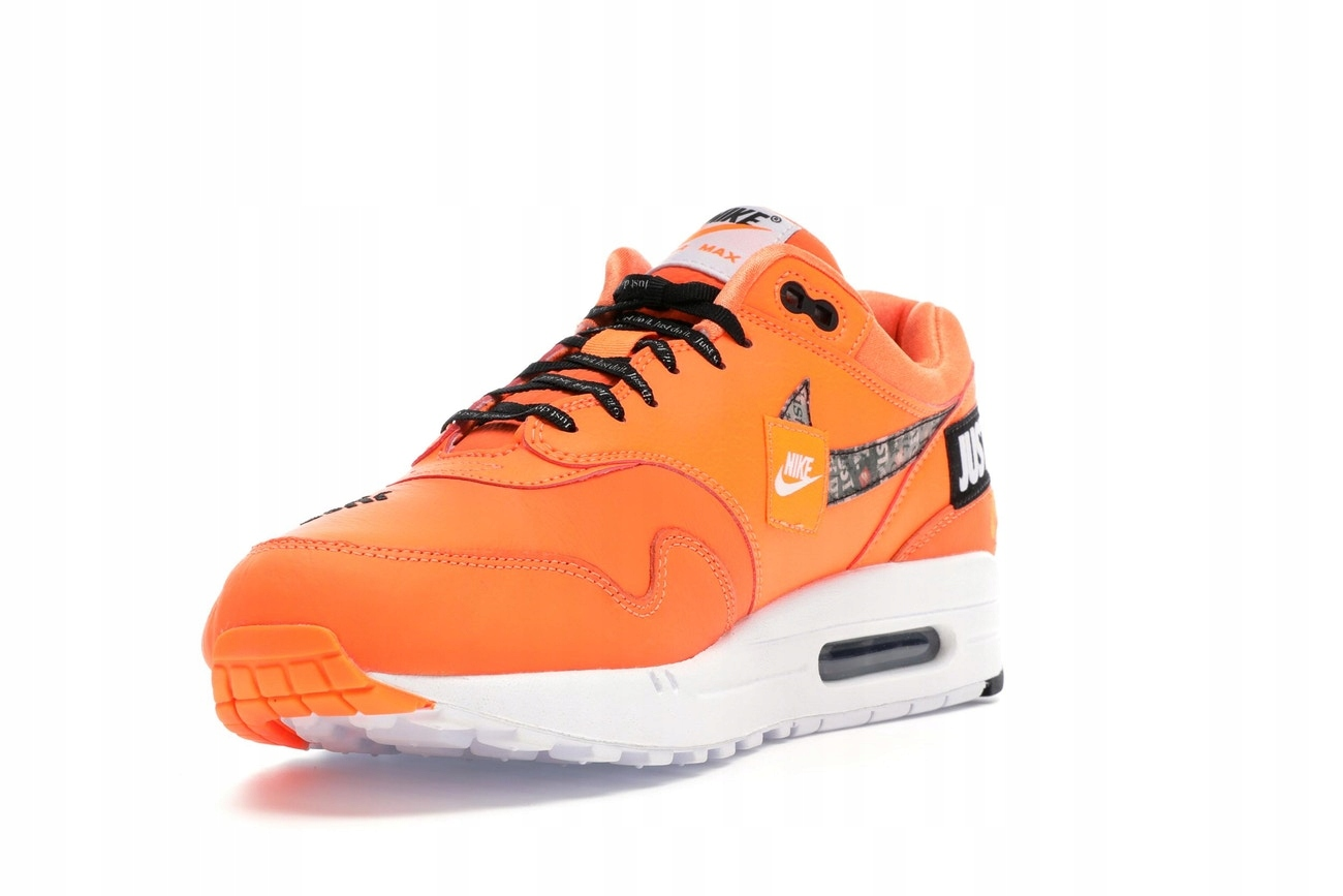 "Nike Air Max 1 SE LX ""Just Do It"" Orange r38"