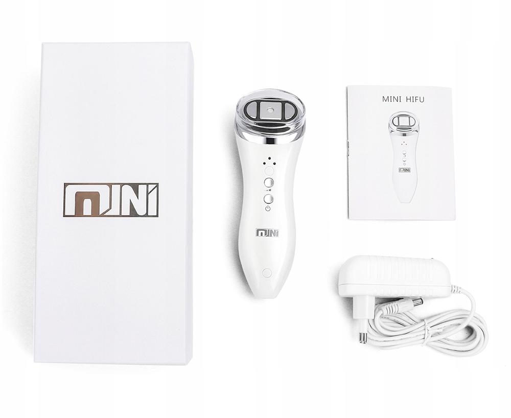 MINI HIFU urządzenie do liftingu twarzy PRO +