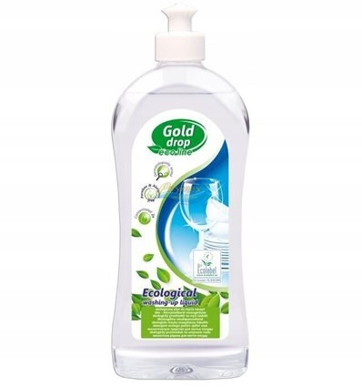 Eco Line Эко Жидкость для Мытья Посуды 500 мл